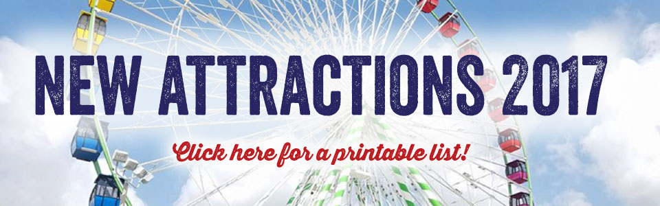 New Attractions 2017