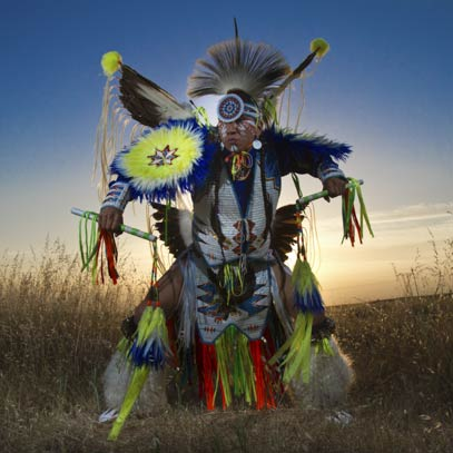 Photo of Native Pride Dancers