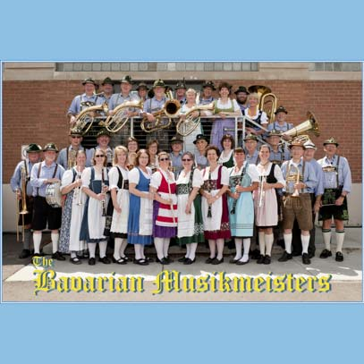 Photo of The Bavarian Musikmeisters