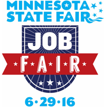 Job Fair Icon with dates, 6-29-16