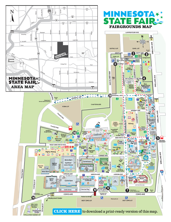 Fair Park Parking Map  Aphisvirtualmeet