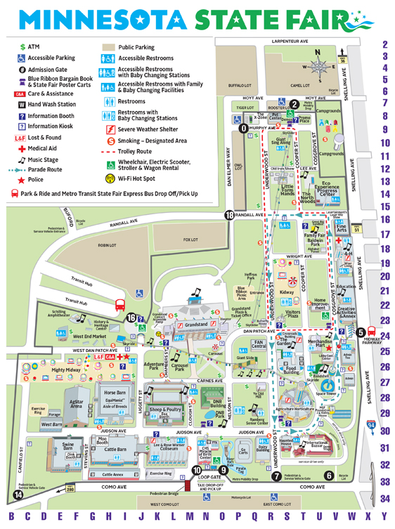 Mn State Fair Map Related Keywords Amp Suggestions  Mn