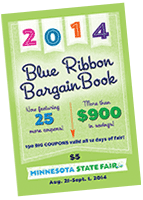 2012 Blue Ribbon Bargain Book cover