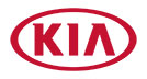 Go Carts are sponsored by KIA, Kia Logo