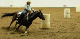 Photo of Barrel Racing