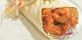 Photo of Barbecued Shrimp Tacos