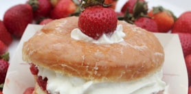 Photo of Strawberry Donut Delight