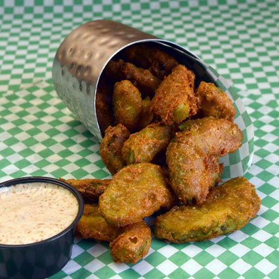 Photo of Deep-Fried Avocado
