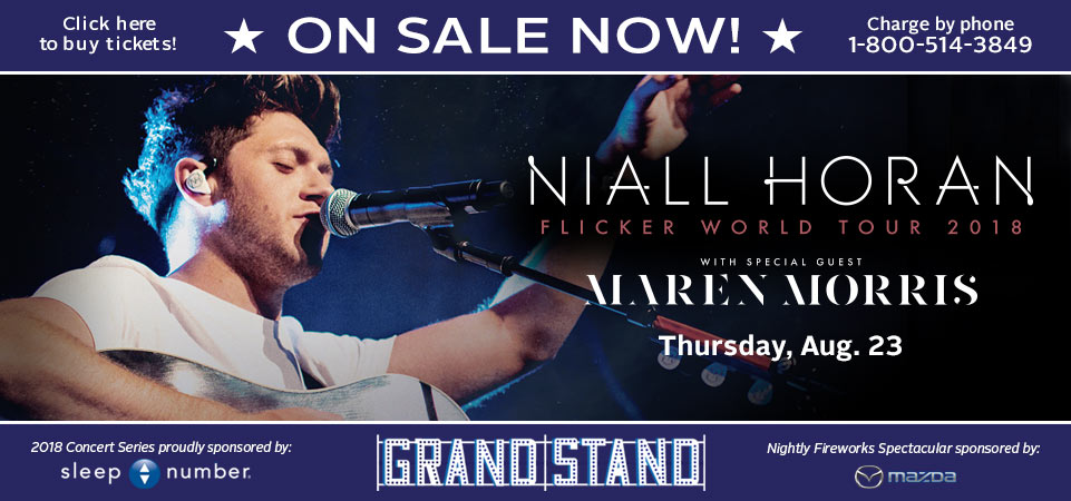 On Sale Now! - Niall Horan