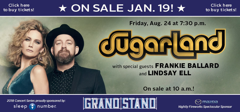 Click here to buy tickets - Sugarland