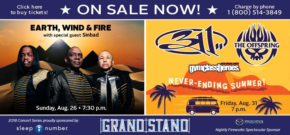 On Sale Now! 311 & The Offspring