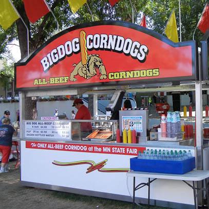 Big Dog Corn Dogs