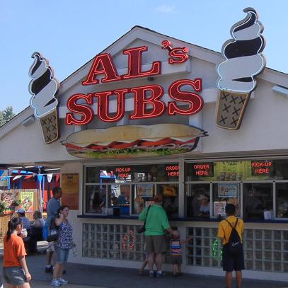 Al's Subs & Malts