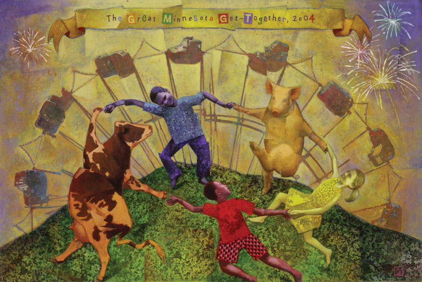 2004_Commemorative_Art-Steve_Johnson_and_Lou_Fancher