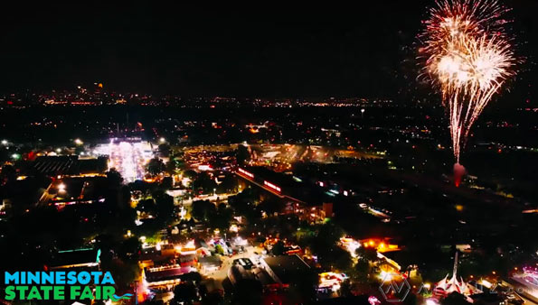 Drone Videos | Minnesota State Fair