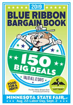 Blue ribbon bargain book cost