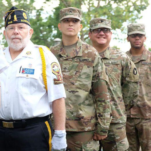 Military Appreciation Day