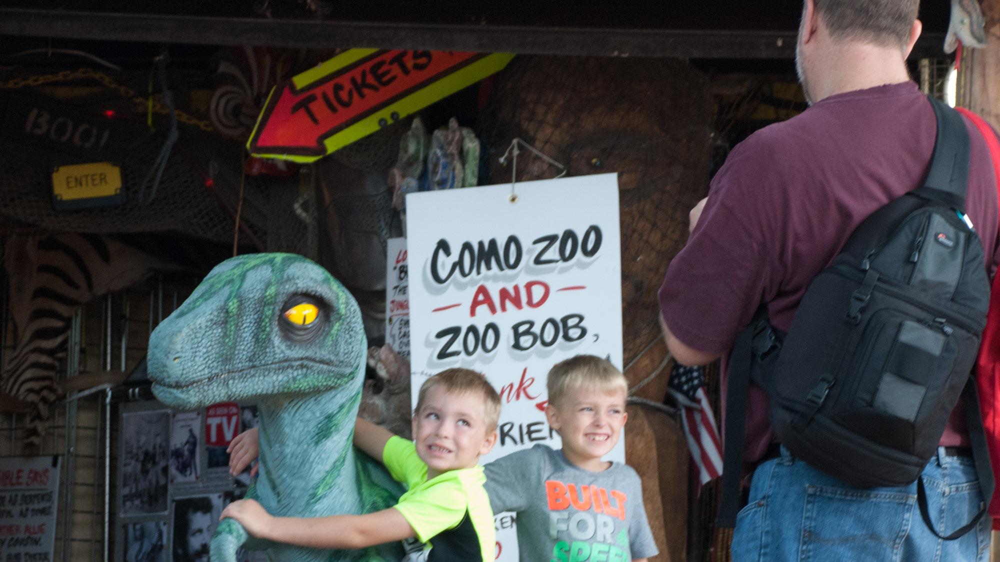 Bob's Snake Zoo