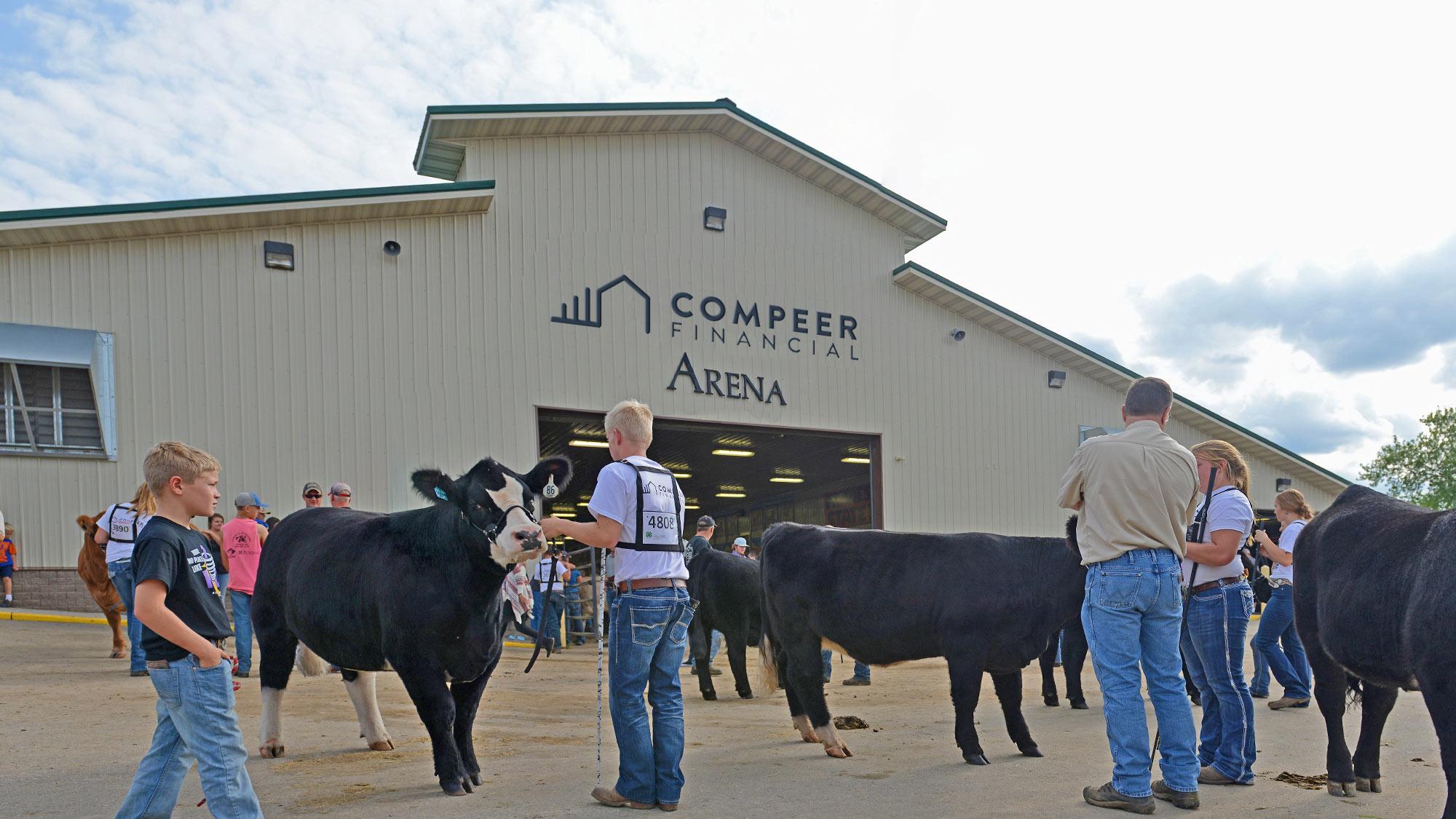 Compeer Arena