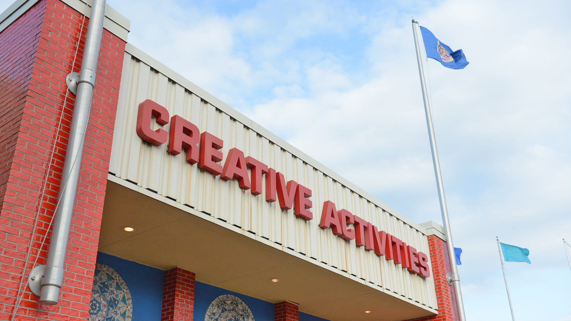 Creative Activities Building