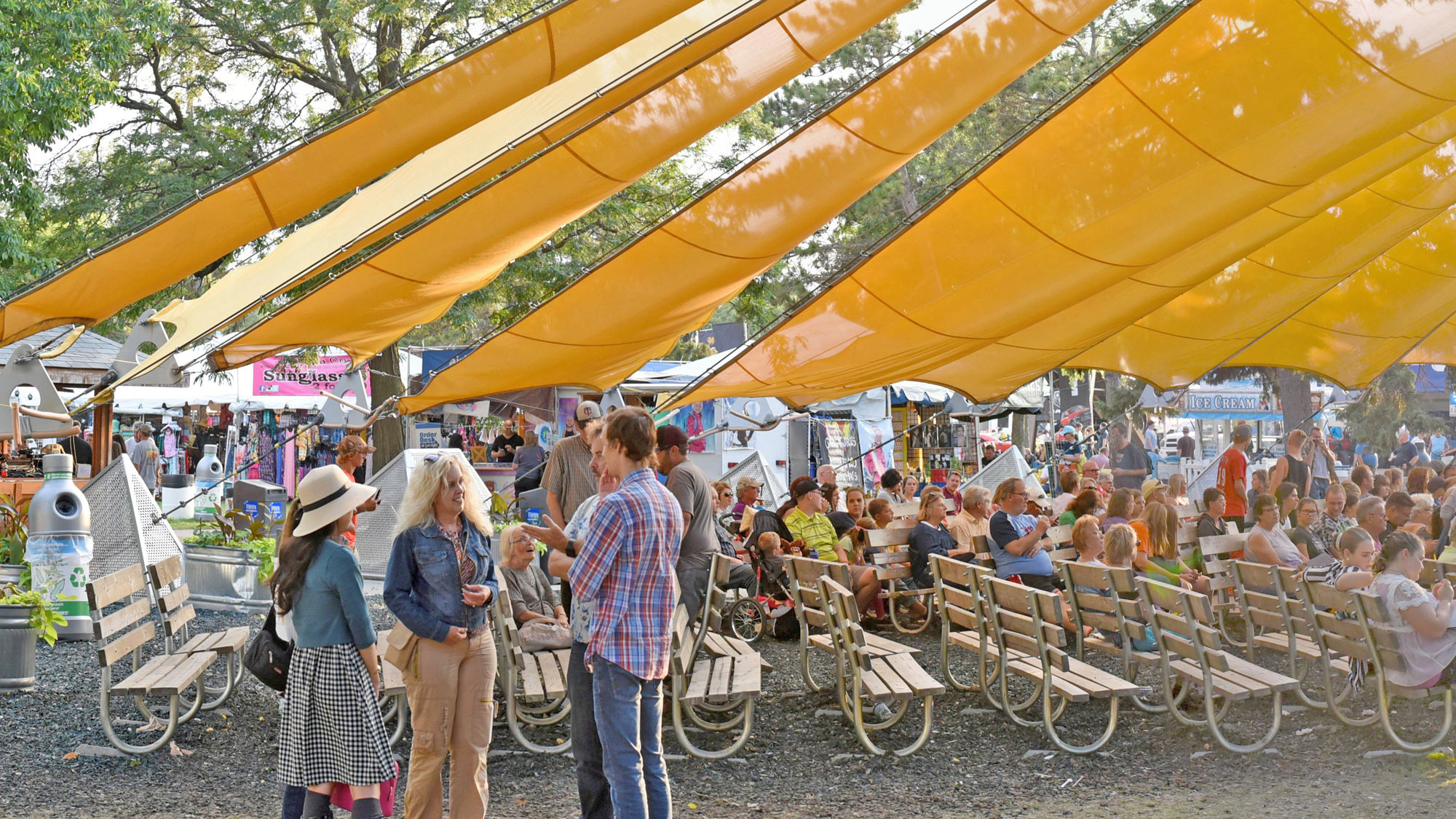 Family Fair at Baldwin Park