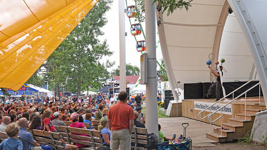 Free live music shows minnesota state fair family fair stage malvernweather Choice Image