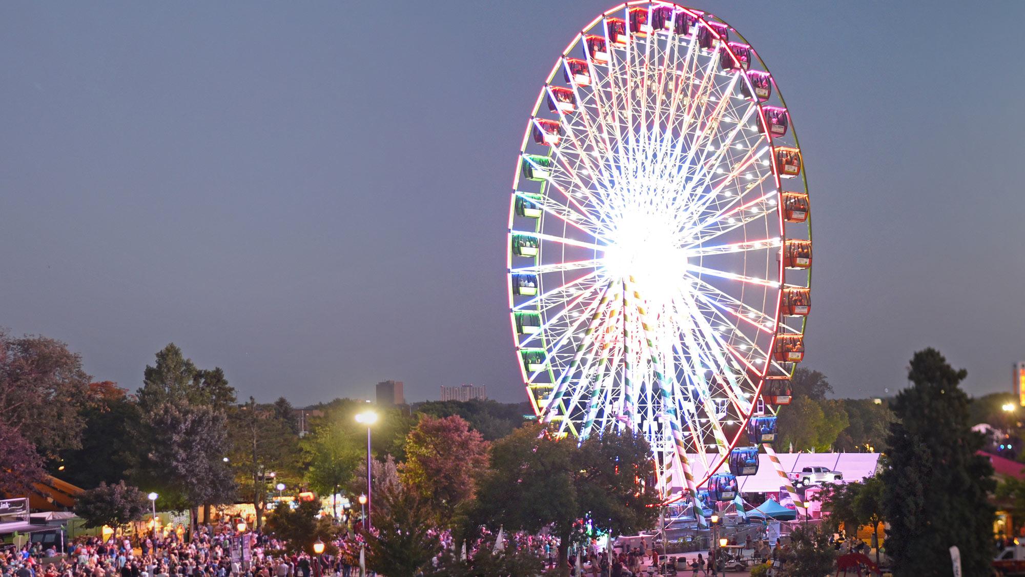 Great Big Wheel
