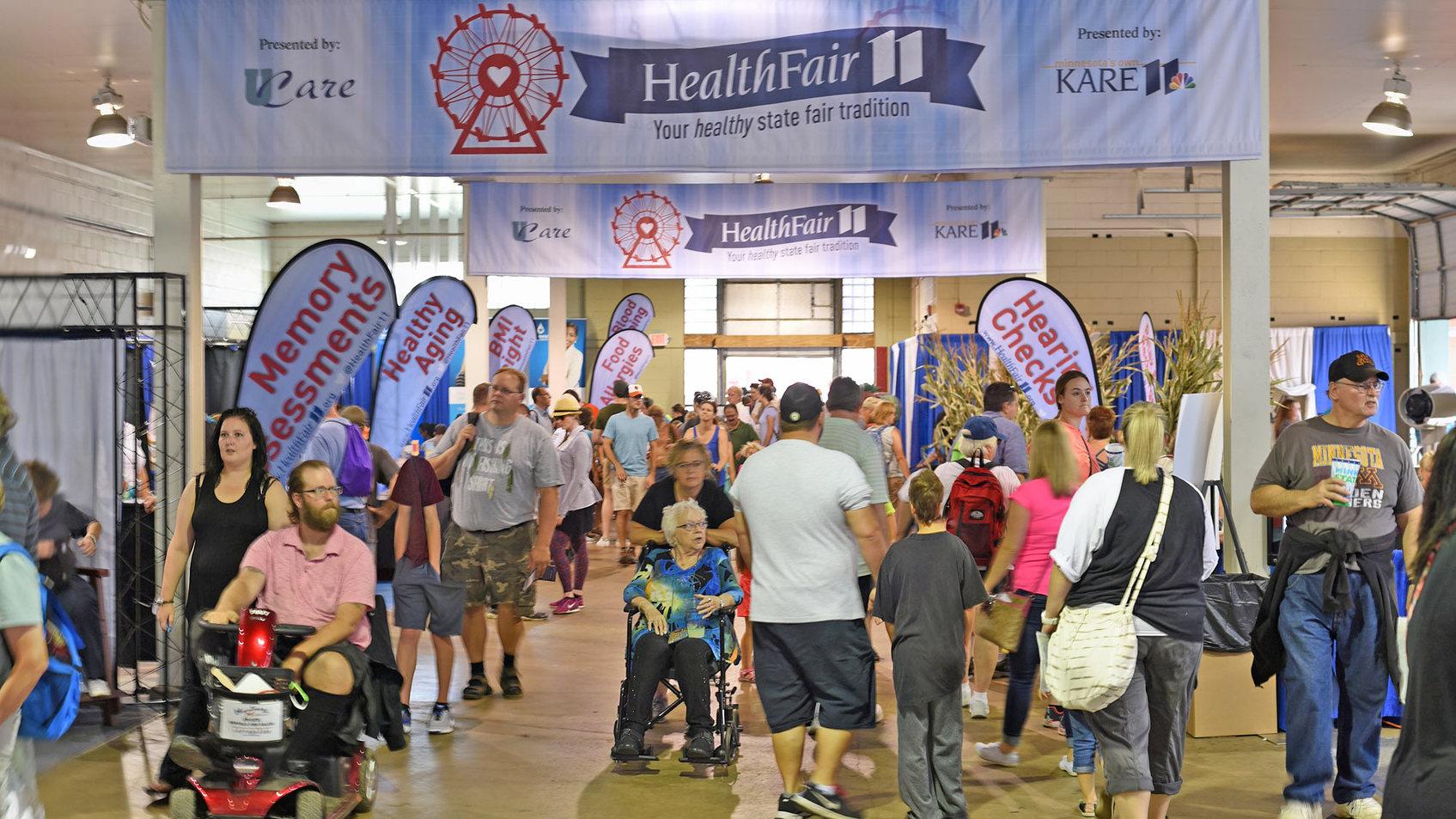 Health Fair 11