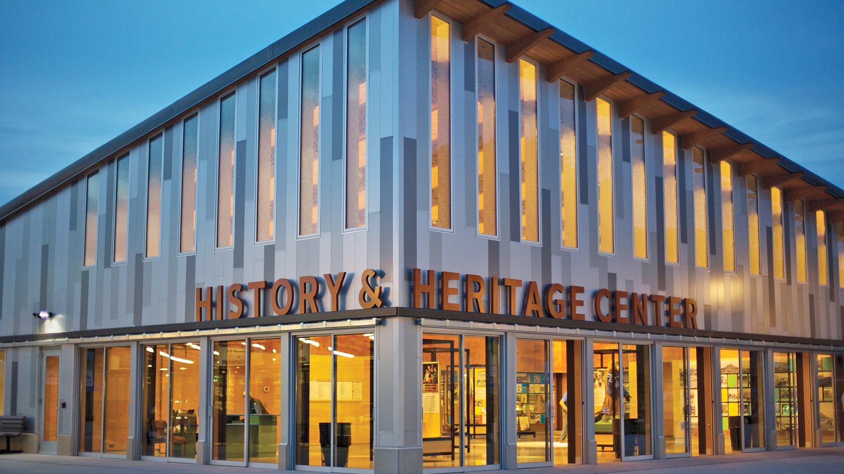 History & Heritage Center