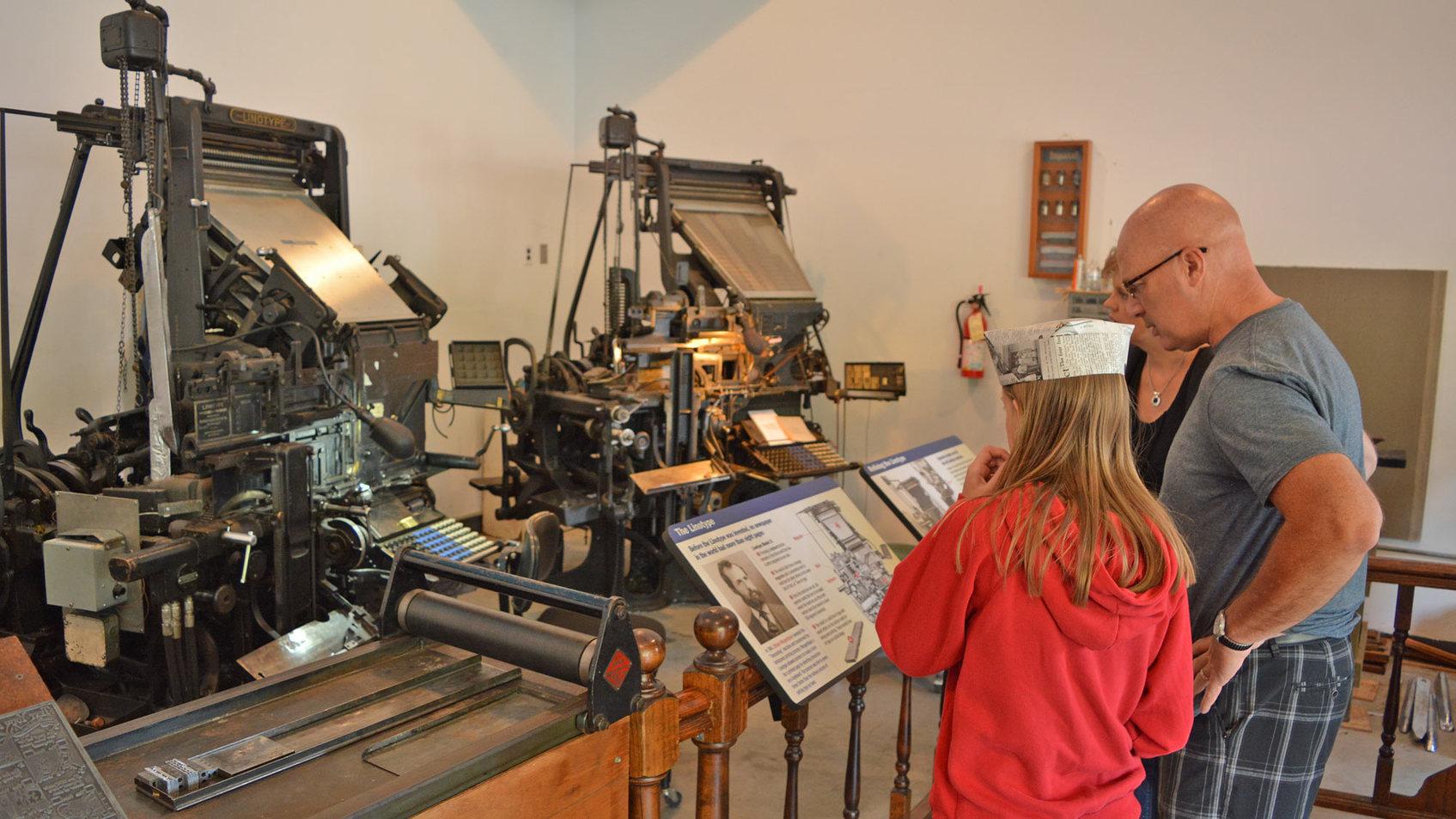Minnesota Newspaper Museum