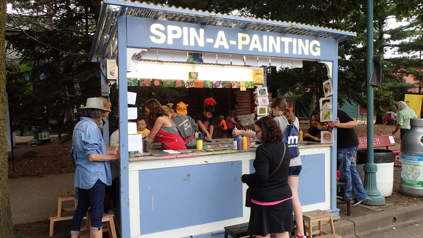 Spin-A-Painting