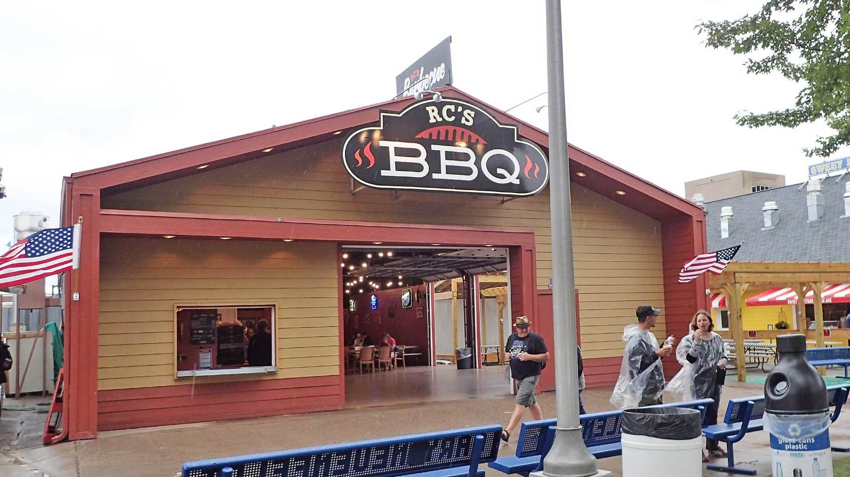 RC's BBQ