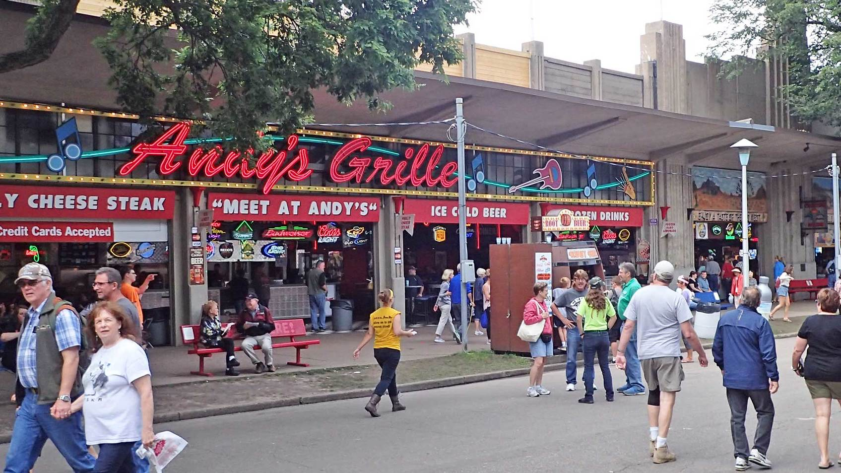 Andy's Grille