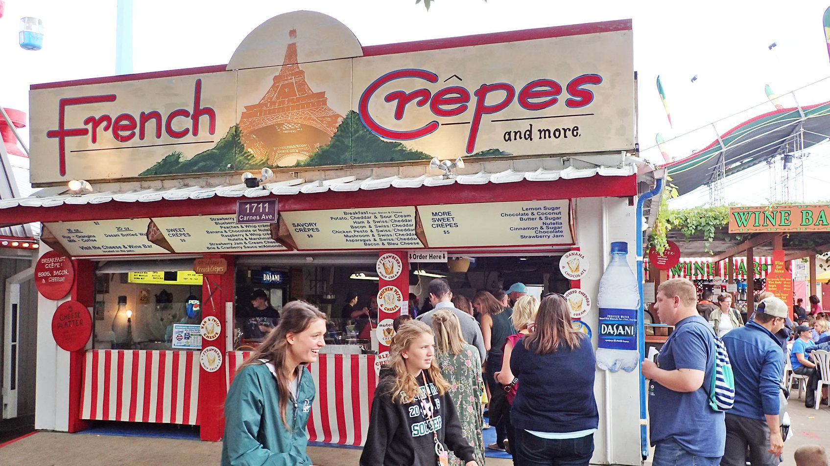 French Creperie