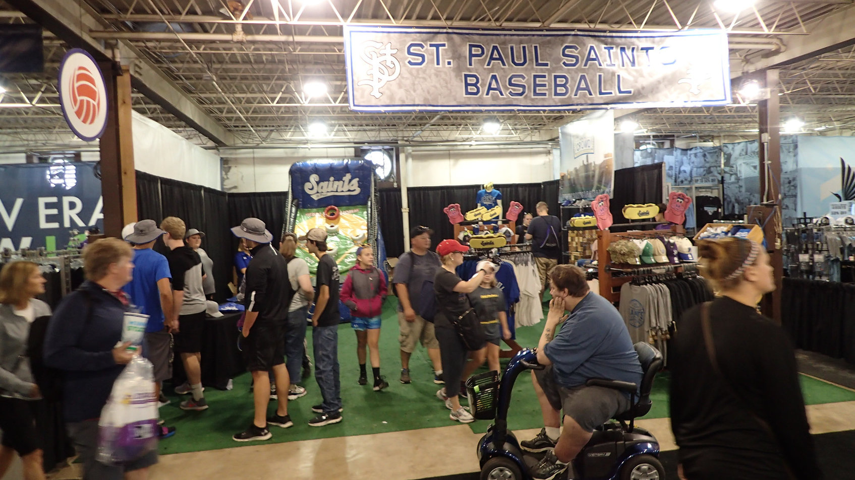 St. Paul Saints Baseball
