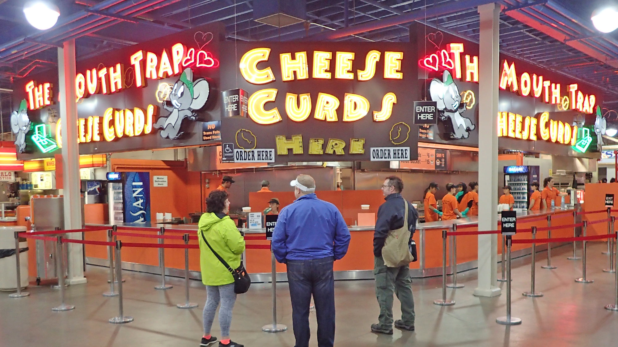 Mouth Trap Cheese Curds
