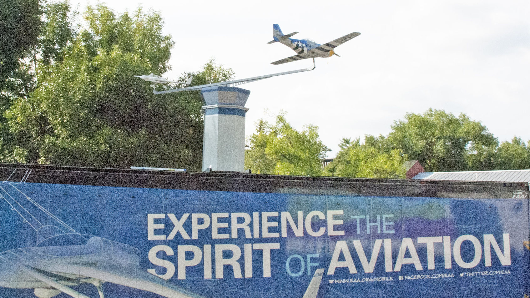The Spirit of Aviation Mobile Experience