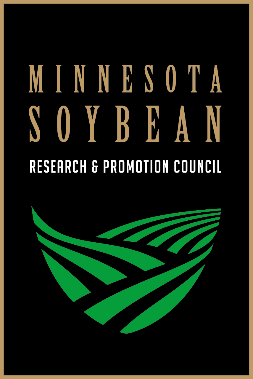 Minnesota Soybean Association logo