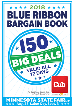 Blue Ribbon Bargain Book