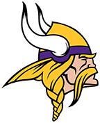 Vikings Norseman logo